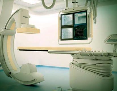 Angioplastia e Hemodinâmica